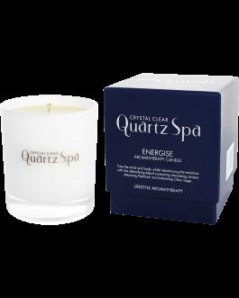 Energise Aromatherapy Candle