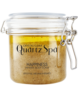 Happiness Mineral Body Scrub